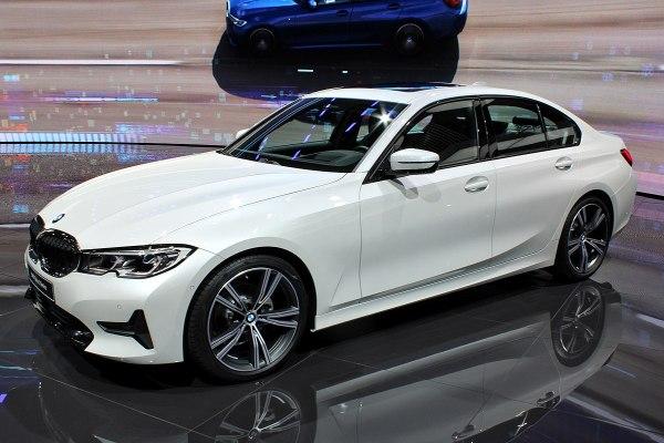 BMW 3-й серии (G20) — Википедия