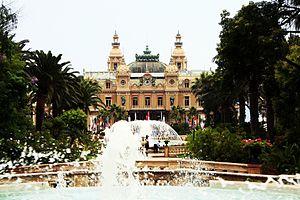 Casino de Monaco.