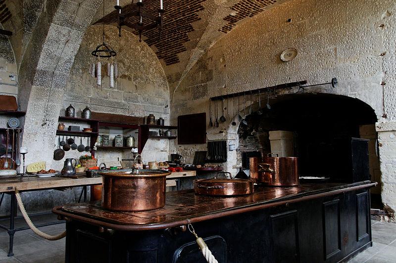 Château de Valençay Grande cuisine