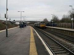 Wessex Trains Class 143 DMU railbus 143619 at ...