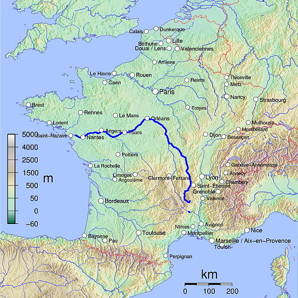 Fichier:France map with Loire highlighted.jpg