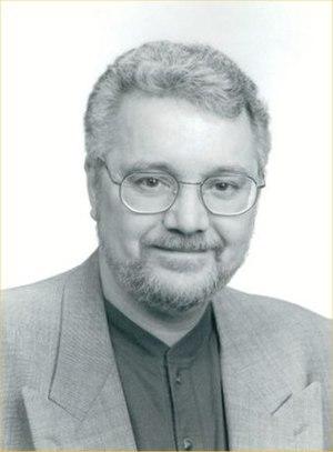 Author Frank Scoblete