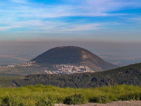 Гора Тавор