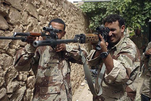 Iraqi SVD