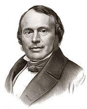 Louis Agassiz, principal representante de la Teoria de las creaciones sucesivas