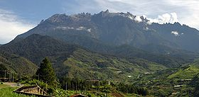 Mt. Kinabalu (Image from Wikipedia)