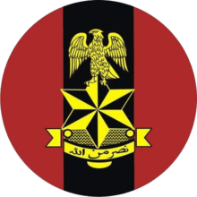 Image result for nigerian army logo