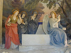 Sacro Monte di Crea; The finding of the empty ...