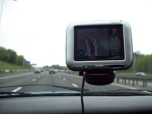 Photo of TomTom Go 500