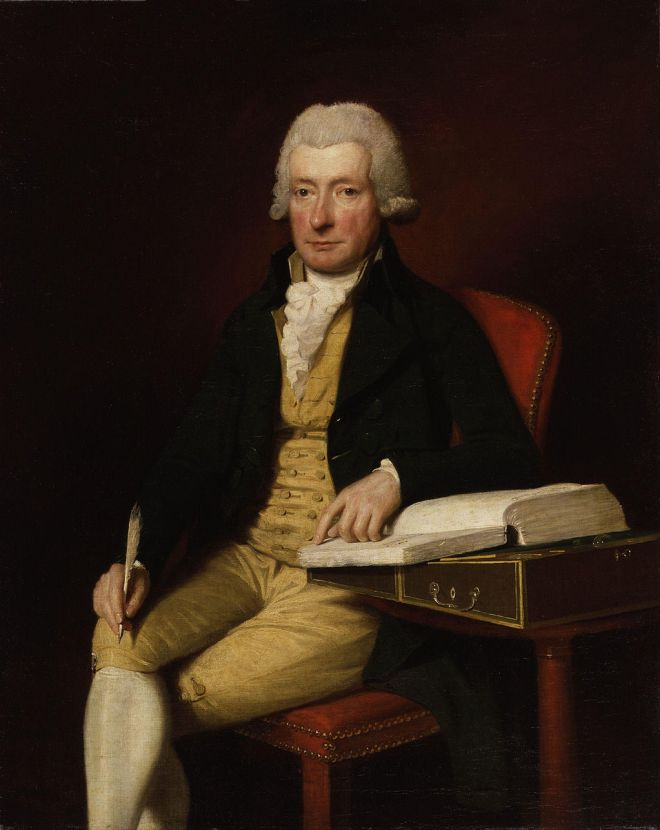 William Cowper by Lemuel Francis Abbott