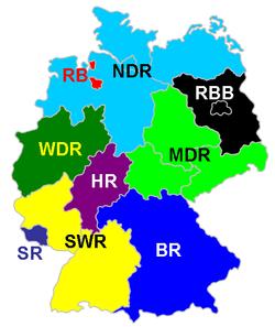 Resultado de imagen para Norddeutschen Rundfunk