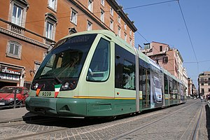 ATAC 9239 at Via Torre Argentina in Rome
