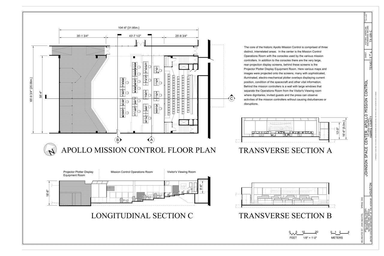File Apollo Mission Control Floor Plan Transverse