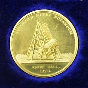 Gold Medal of the Royal Astronomical Society