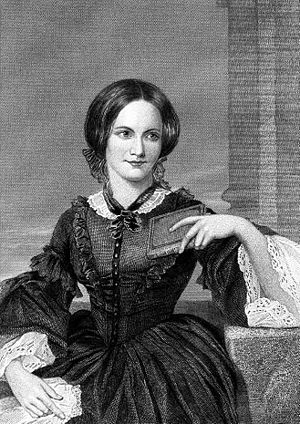 Portrait of Charlotte Brontë