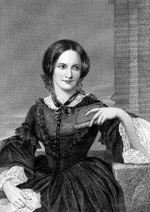 Portrait of Charlotte Brontë