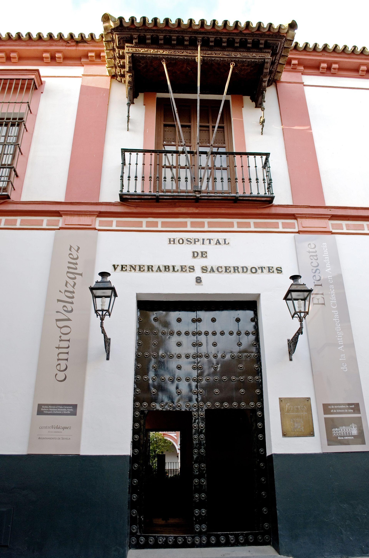Hospital De Los Venerables Sevilla Wikipedia La
