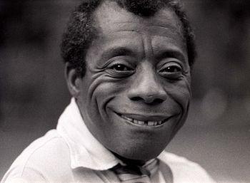 English: James Baldwin