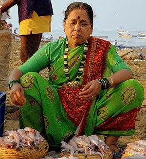 Koli Women Selling Fish