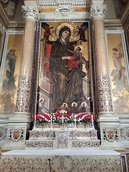 Madonna di Montevergine-Avellino