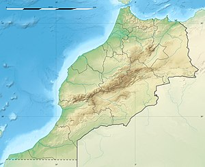 Al Hoceima/ الحسيمة is located in Morocco
