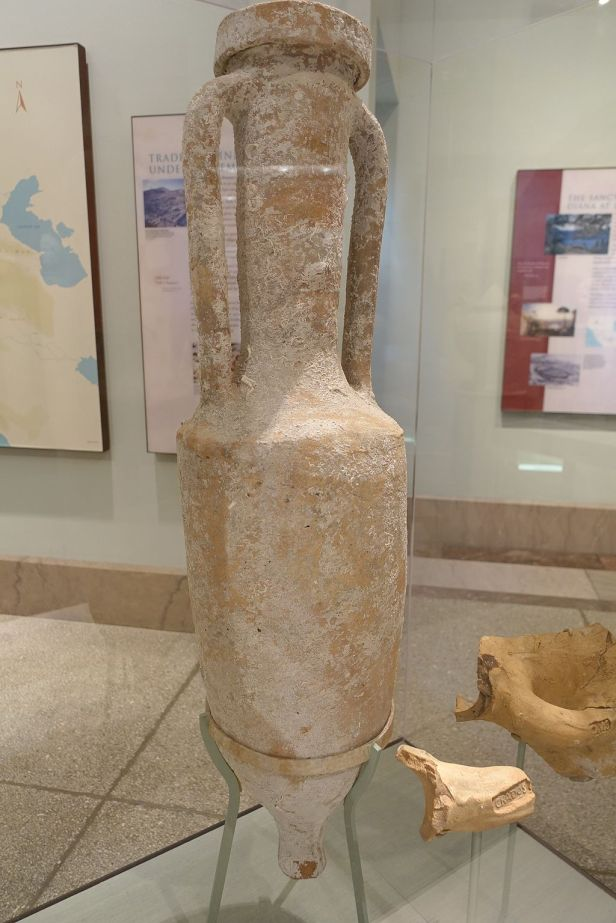 Penn Museum - Joy of Museums - Amphoras