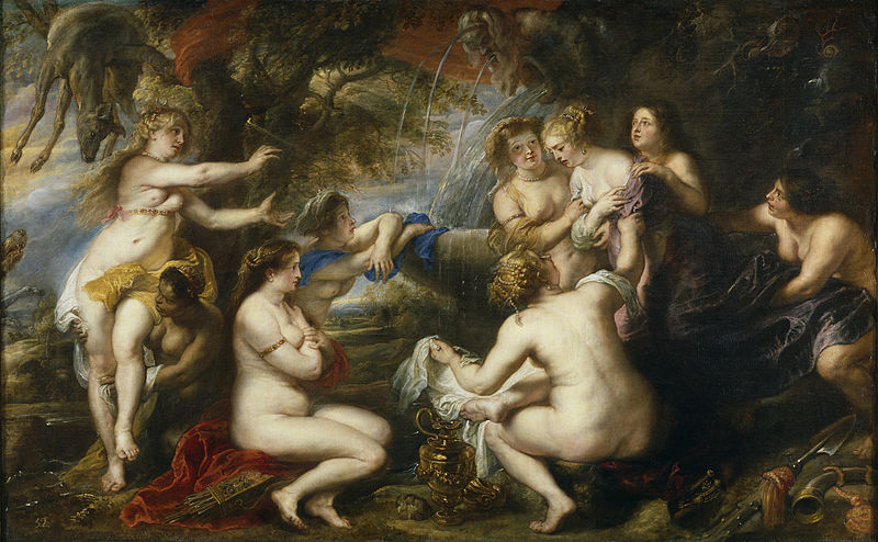 File:Peter Paul Rubens - Diana and Callisto - WGA20326.jpg