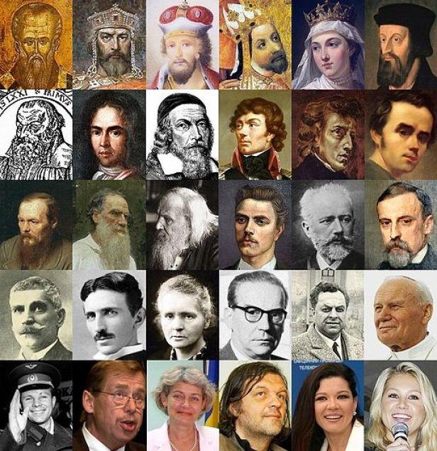 Slavs mosaic