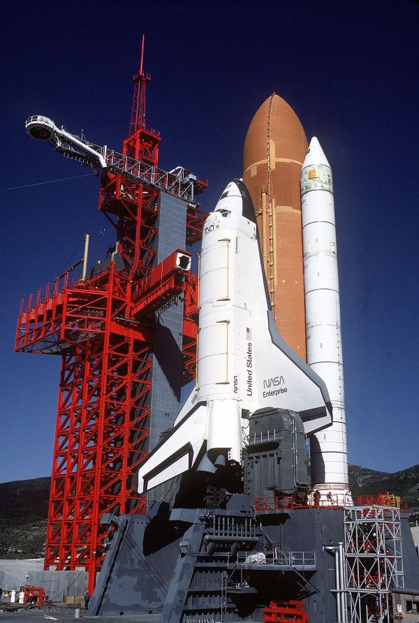 Space Shuttle Enterprise - Wikipedia