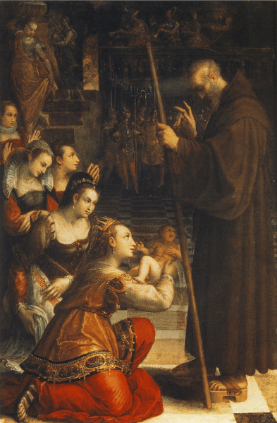 File:St Francis of Paola Blessing the Son of Louisa of Savoy.png