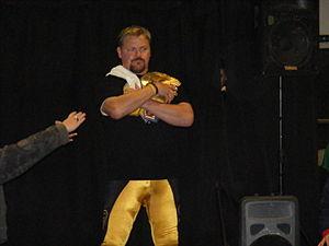 The Franchise Shane Douglas as BTW Champion, C...