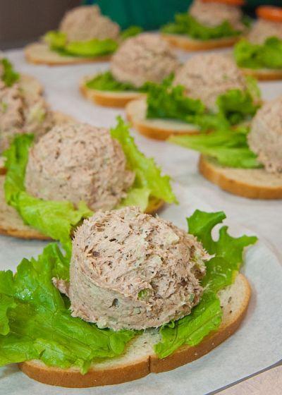 Tuna fish sandwich recipe