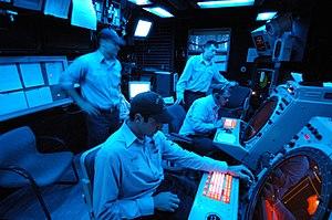 Norfolk, Va. (Oct. 19, 2004) - Air Traffic Con...