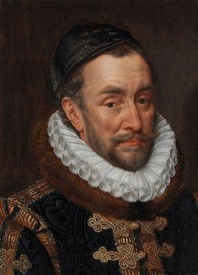 Willem van Oranje in 1580