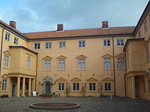 Eutiner Schloss, Hof