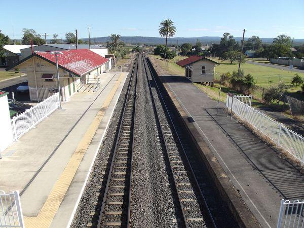Gatton railway station Wikipedia