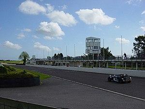 English: Goodwood Motor Racing Circuit.