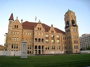 Lackawanna County Courthouse, Scranton, Pennsy...
