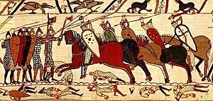 Deutsch: Teppich von Bayeux