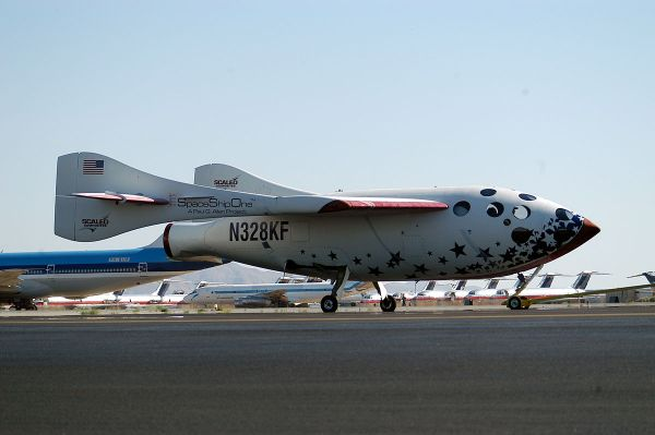 SpaceShipOne - Wikipedia