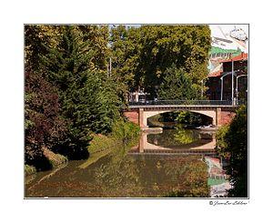 Français : canal du midi à Toulouse