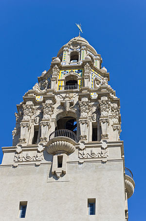English: Balboa Park, San Diego, California
