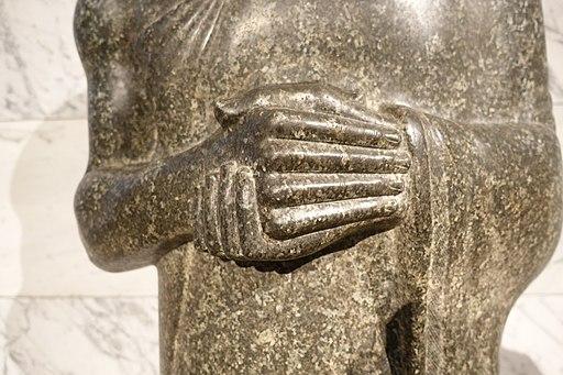 Statue of Gudea - Cleveland Museum of Art