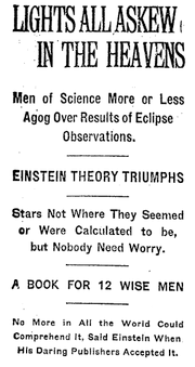 New York Times 1919