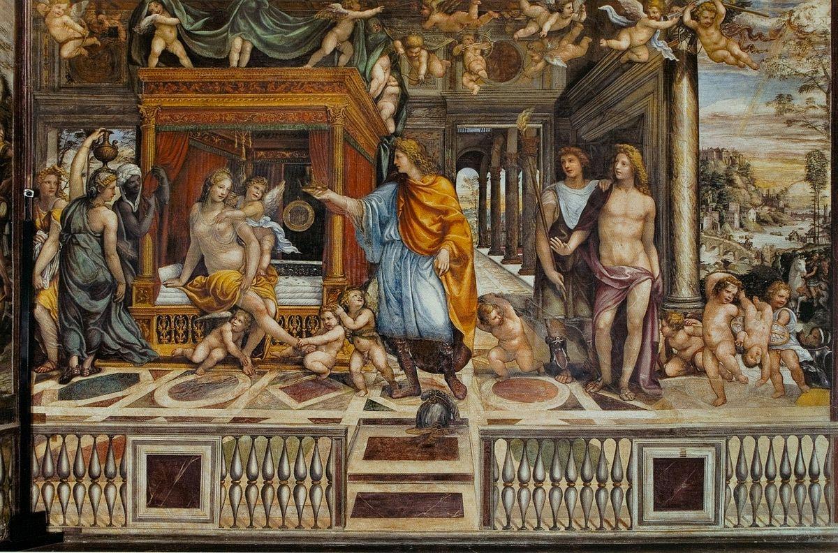 Il Sodoma. Villa Farnesina fresco1.jpg