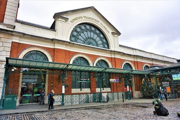 London Transport Museum - Joy of Museums