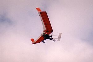 PterodactyAscenderII is Ultralight aircraft so...