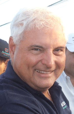 Photo of Ricardo Martinelli, president elect o...