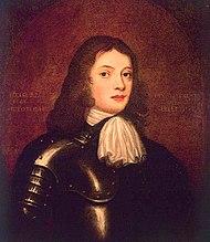 William Penn, 22, a British soldier