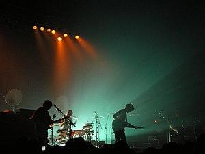 English: The Arctic Monkeys.
